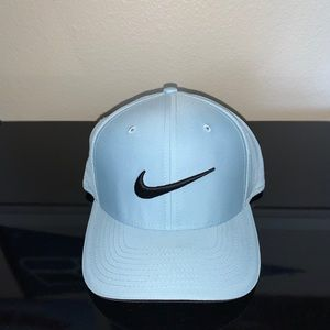 Nike Golf Hat Light Blue